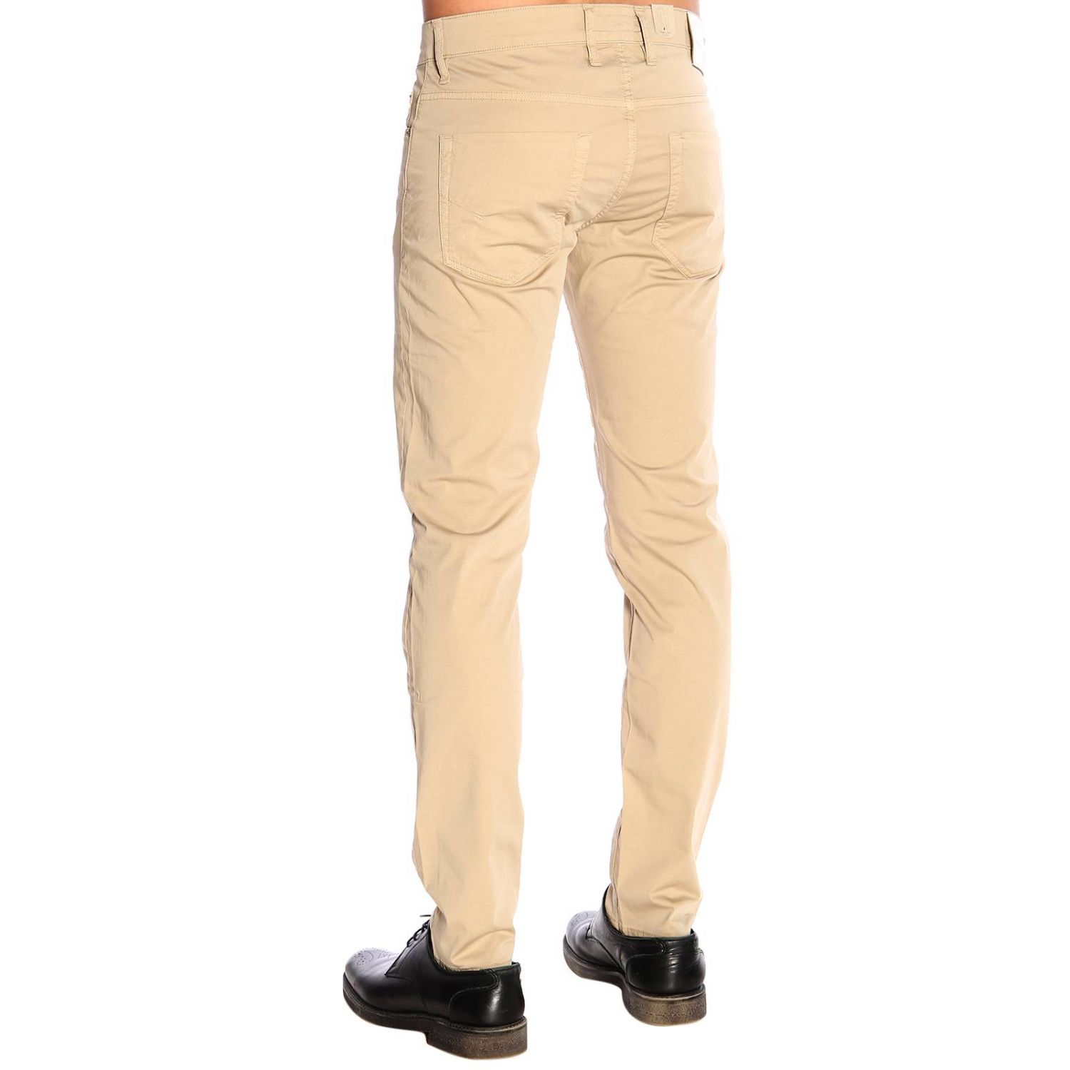 Trousers men Siviglia sand 3