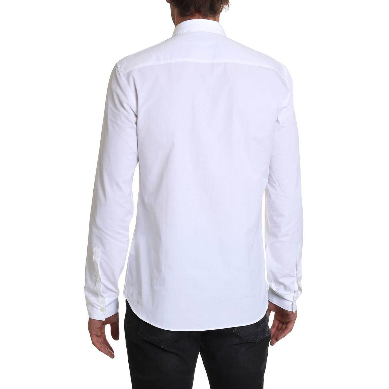 Рубашка Мужское Kenzo белый 3