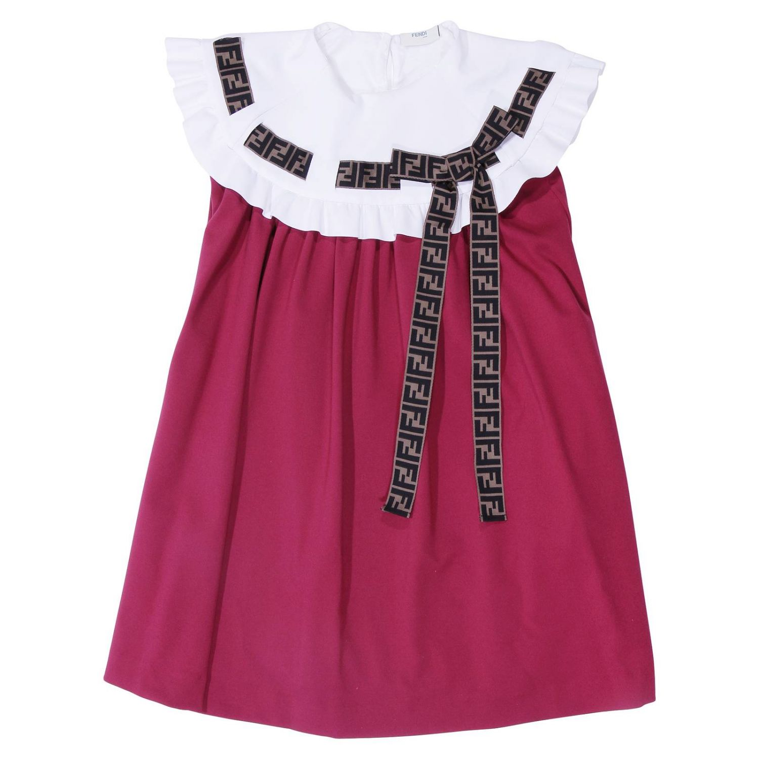 FENDI | Dress Dress Kids Fendi | Goxip