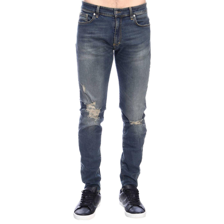 Jeans men Represent blue 1