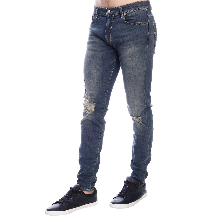 Jeans men Represent blue 2