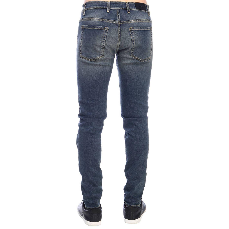 Jeans men Represent blue 3