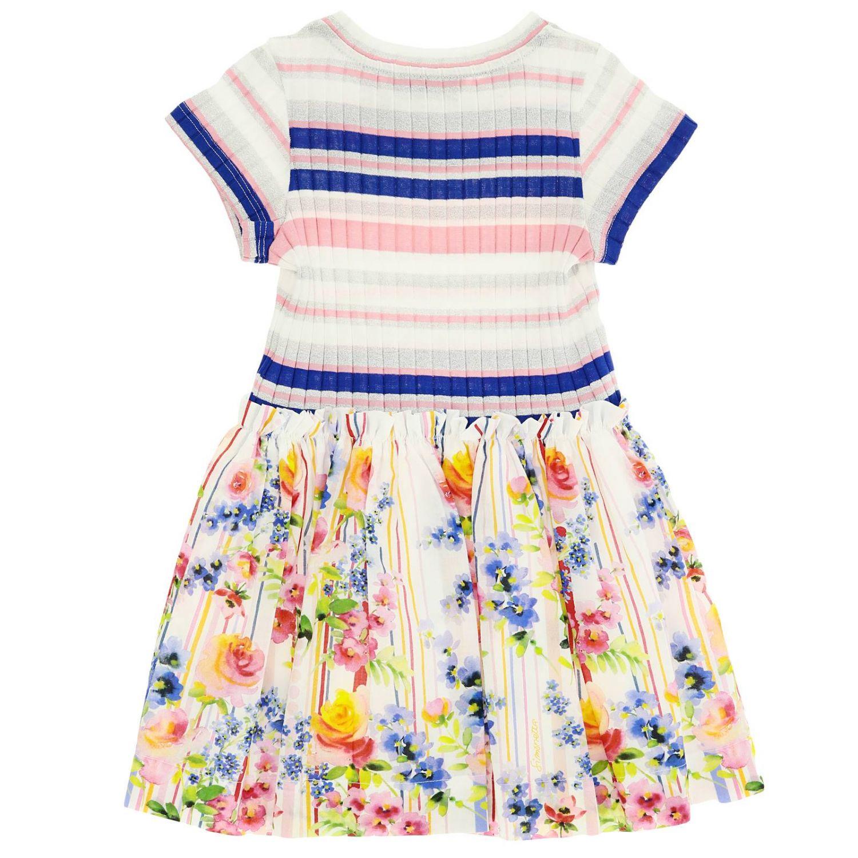Dress kids Simonetta multicolor 2