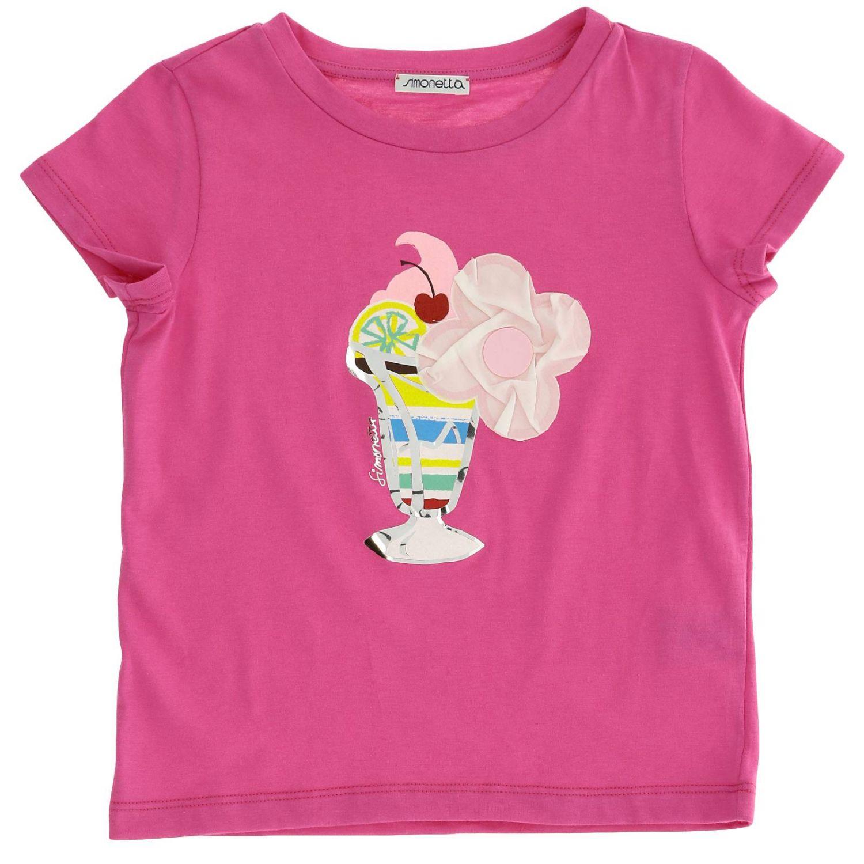 SIMONETTA | T-Shirt T-Shirt Kids Simonetta | Goxip