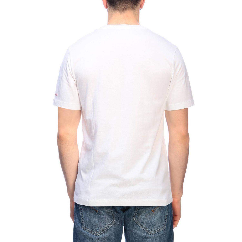 Футболка Calvin Klein Jeans: Толстовка Мужское Calvin Klein Jeans белый 1 3