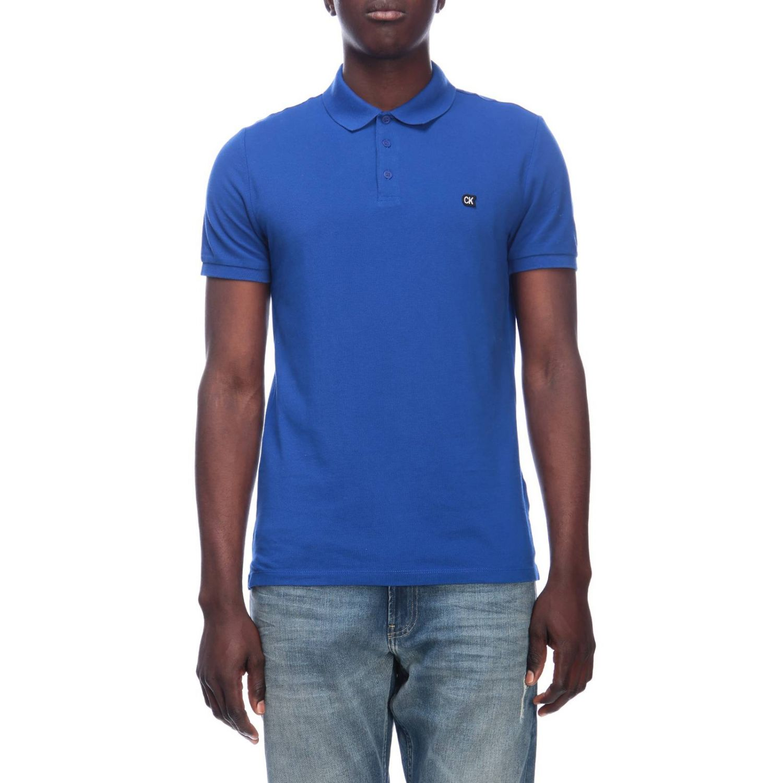 T-Shirt Calvin Klein Jeans: T-shirt herren Calvin Klein Jeans grau 1