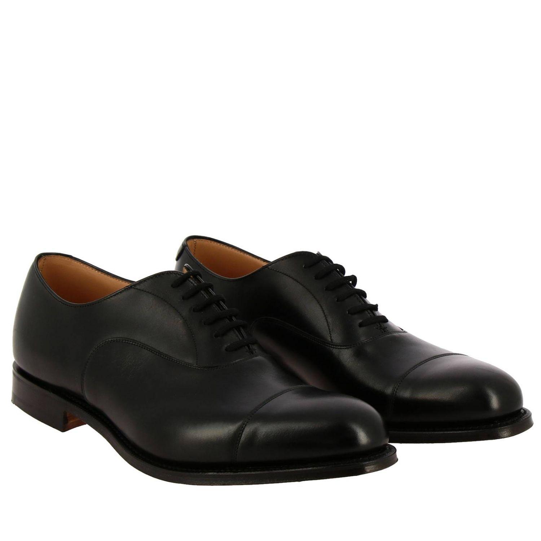Обувь Мужское Church's черный 2