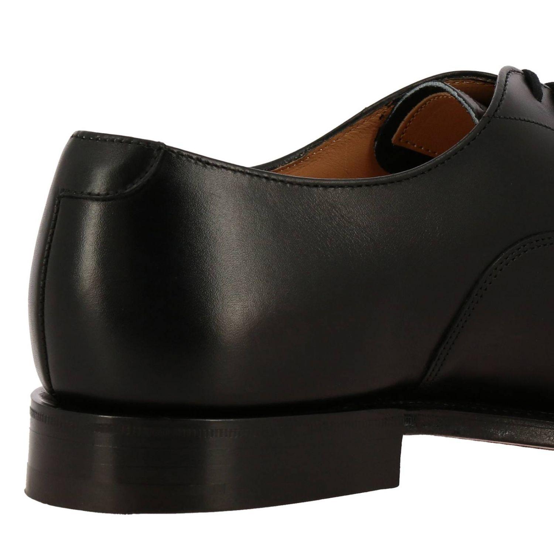 Обувь Мужское Church's черный 4