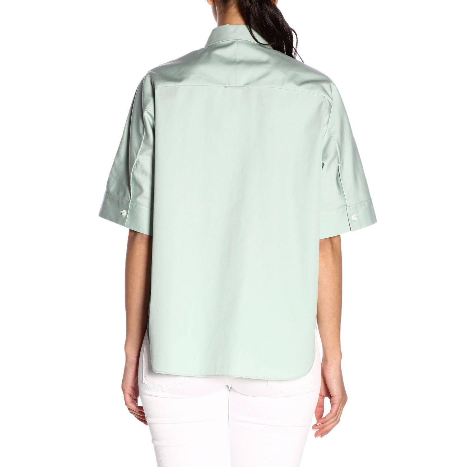 Shirt women Jil Sander blue 3