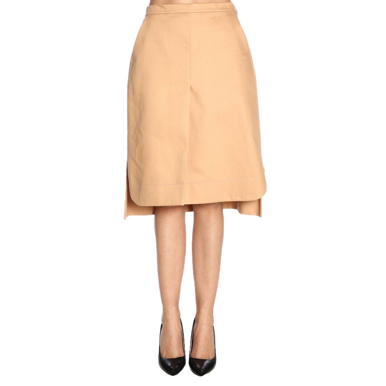 Skirt women Jil Sander biscuit 1