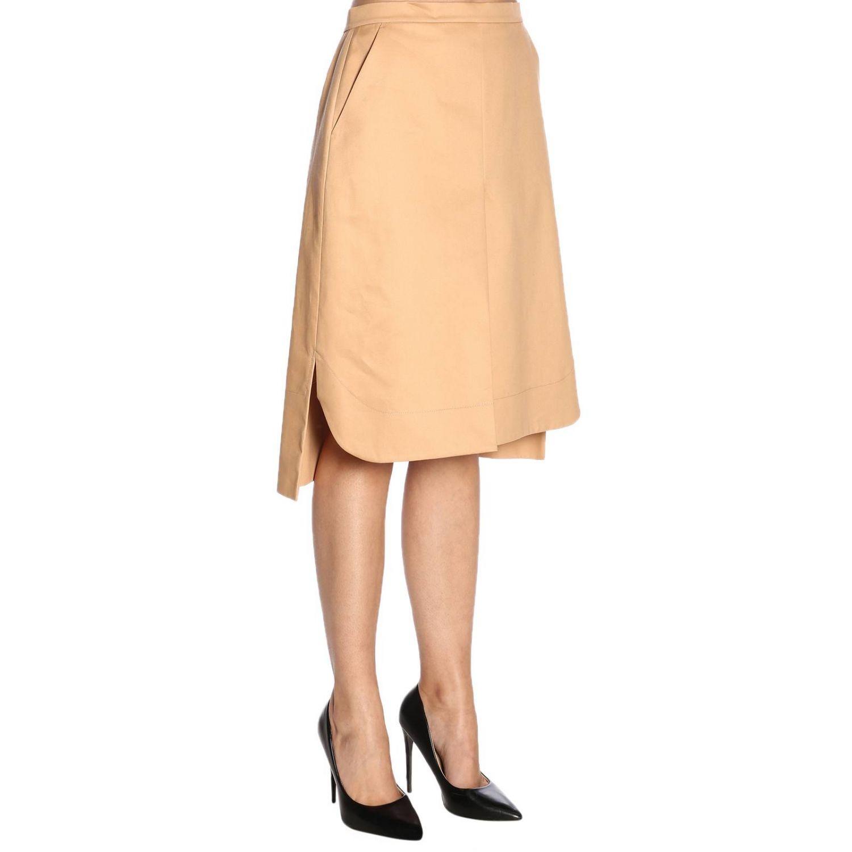 Skirt women Jil Sander biscuit 2