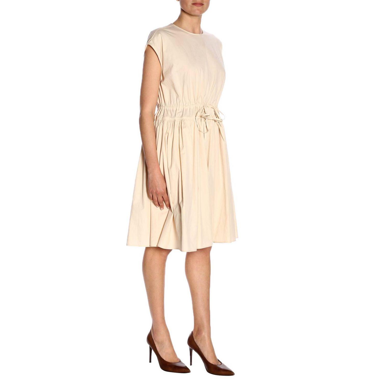 Robes femme Jil Sander rose 2