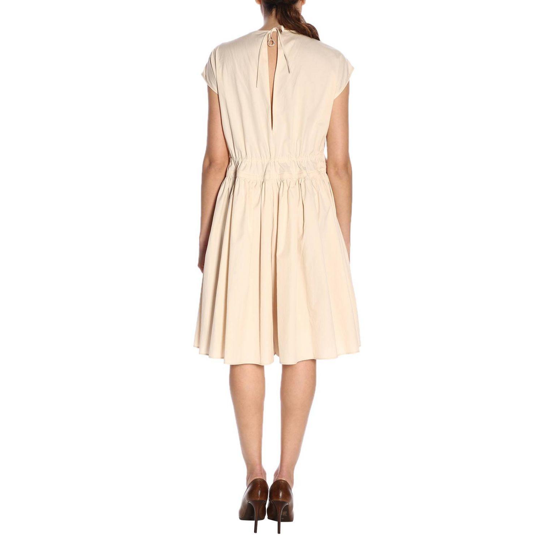 Robes femme Jil Sander rose 3