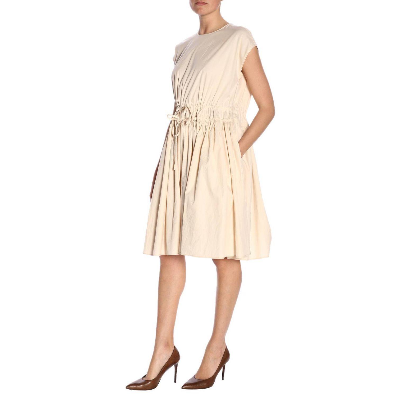 Robes femme Jil Sander rose 4