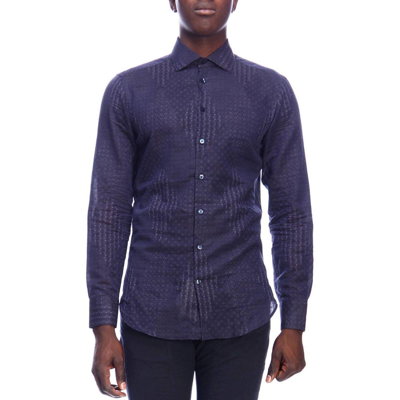 Shirt men Etro blue 1