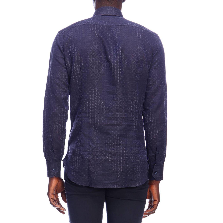 Shirt men Etro blue 3