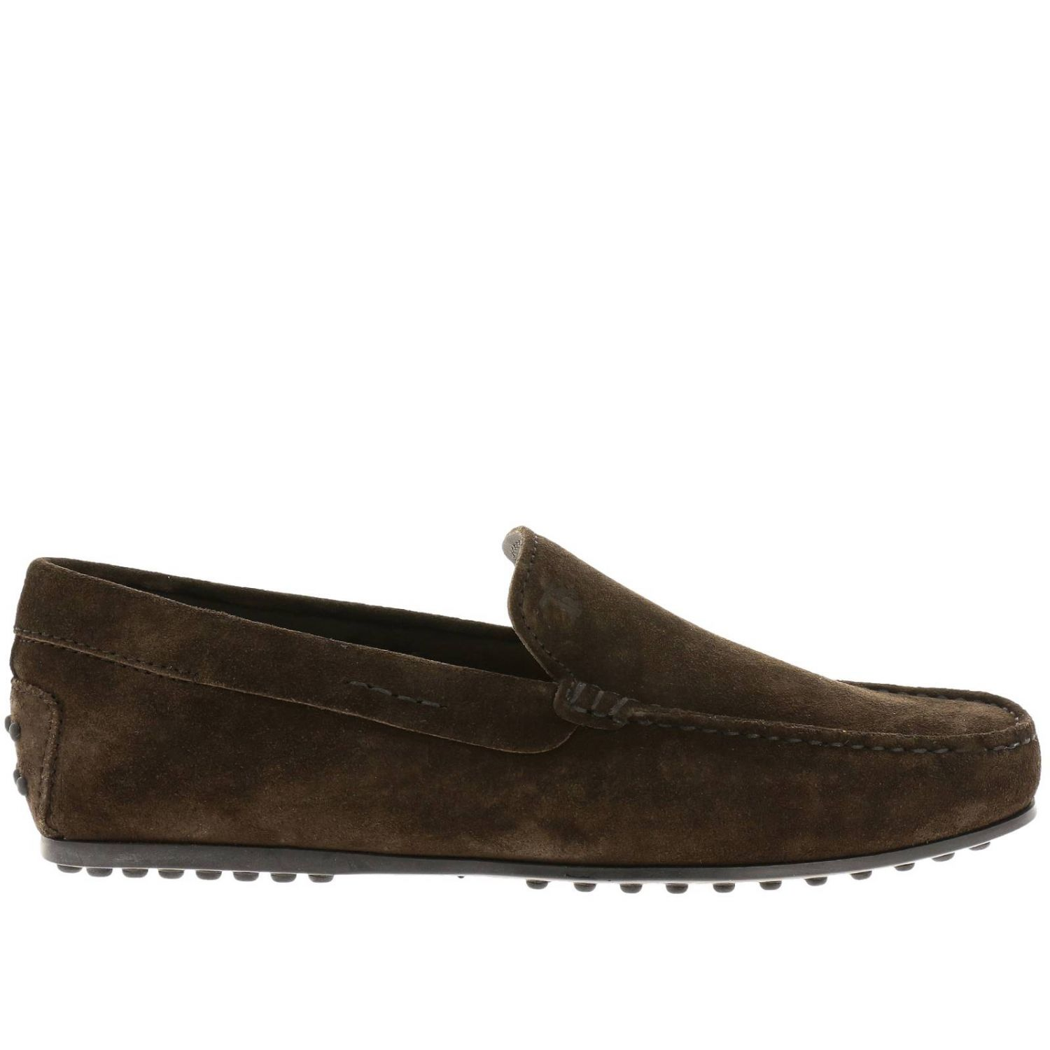 Loafers men Tod's brown 1