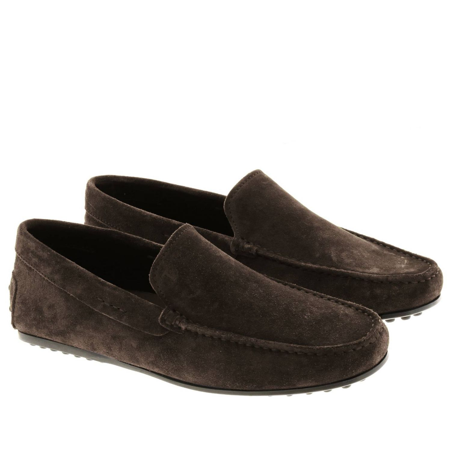 Loafers men Tod's brown 2