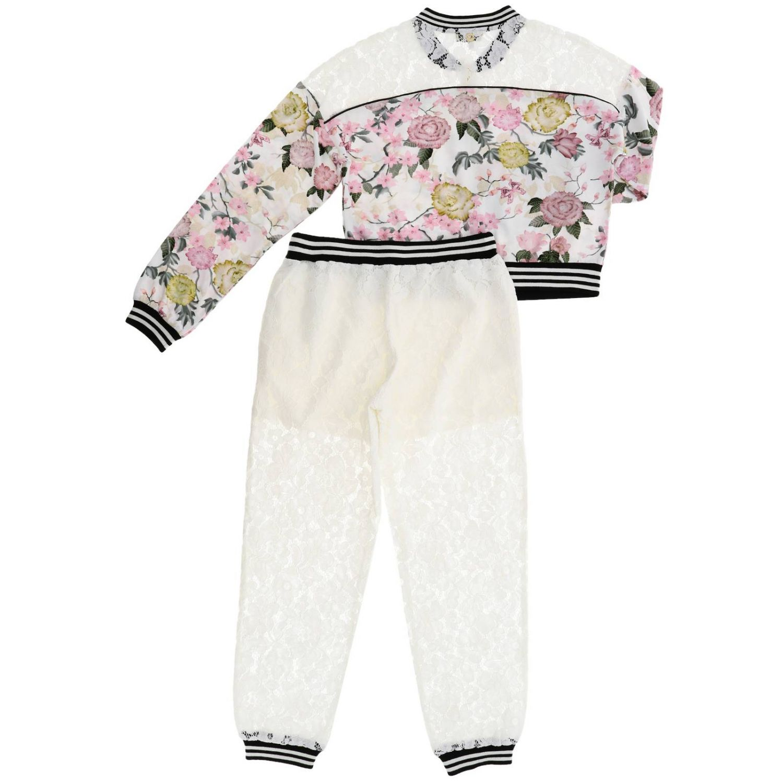 Anzug kinder Twin Set bunt 2