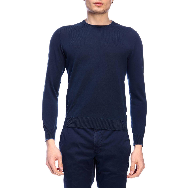 Maglia uomo Gran Sasso blue 1