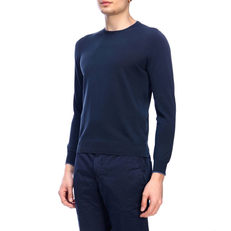 Maglia uomo Gran Sasso blue 2