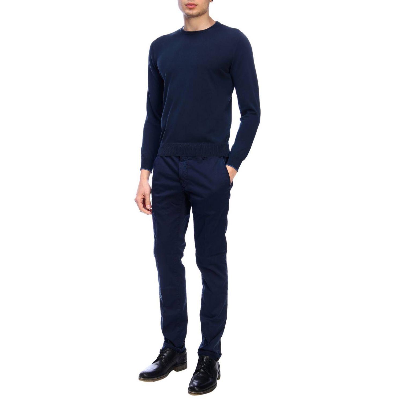 Maglia uomo Gran Sasso blue 4