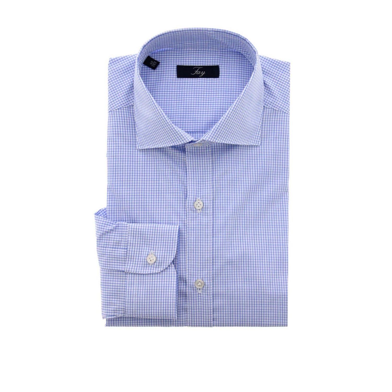 衬衫 Fay: 衬衫 男士 Fay fa02 1