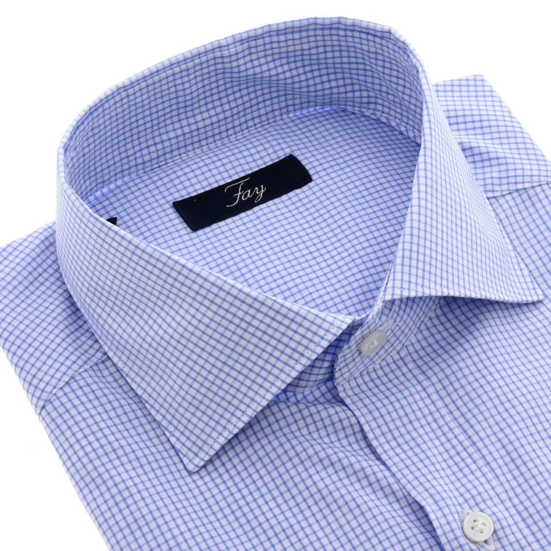 衬衫 Fay: 衬衫 男士 Fay fa02 2