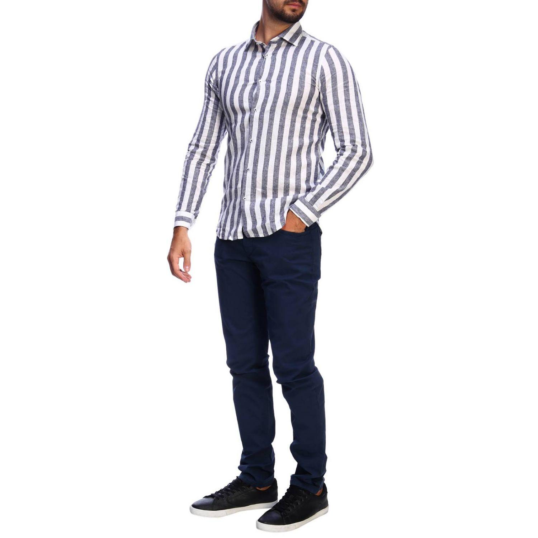 衬衫 Manuel Ritz: 衬衫 男士 Manuel Ritz 彩色 5
