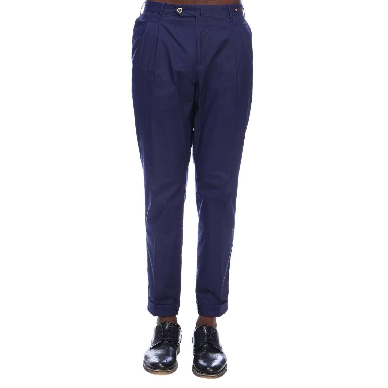 Pantalone uomo Pt blue 1