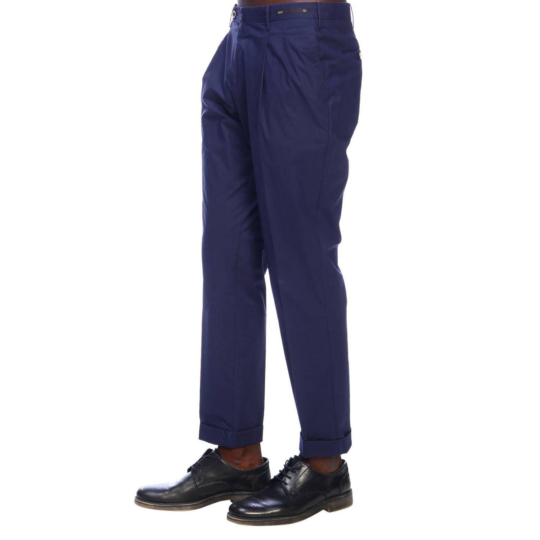 Pantalone uomo Pt blue 2