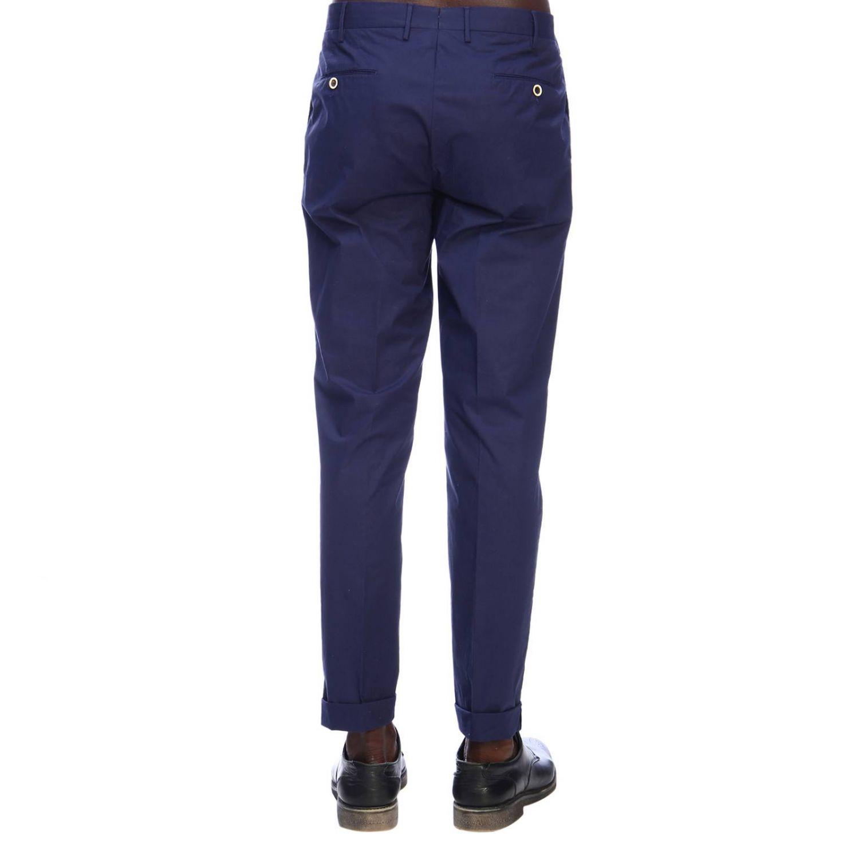 Pantalone uomo Pt blue 3