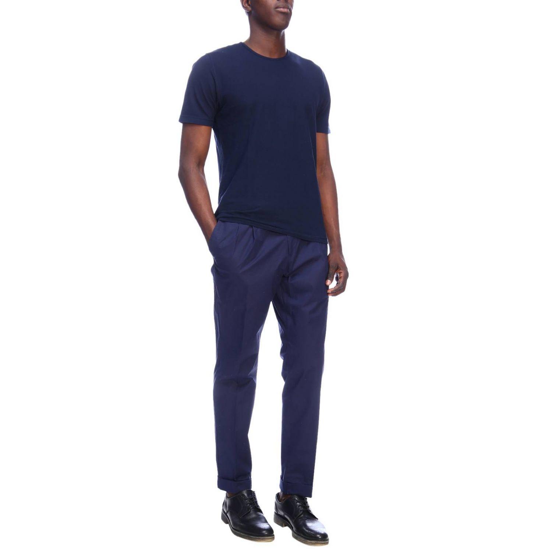Pantalone uomo Pt blue 4