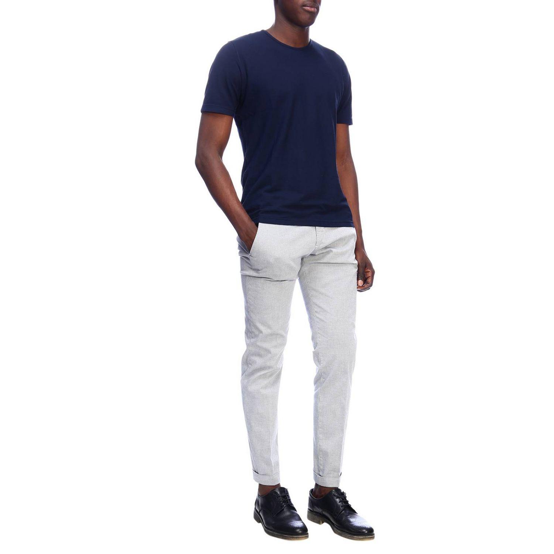 Pants men Briglia sky blue 4