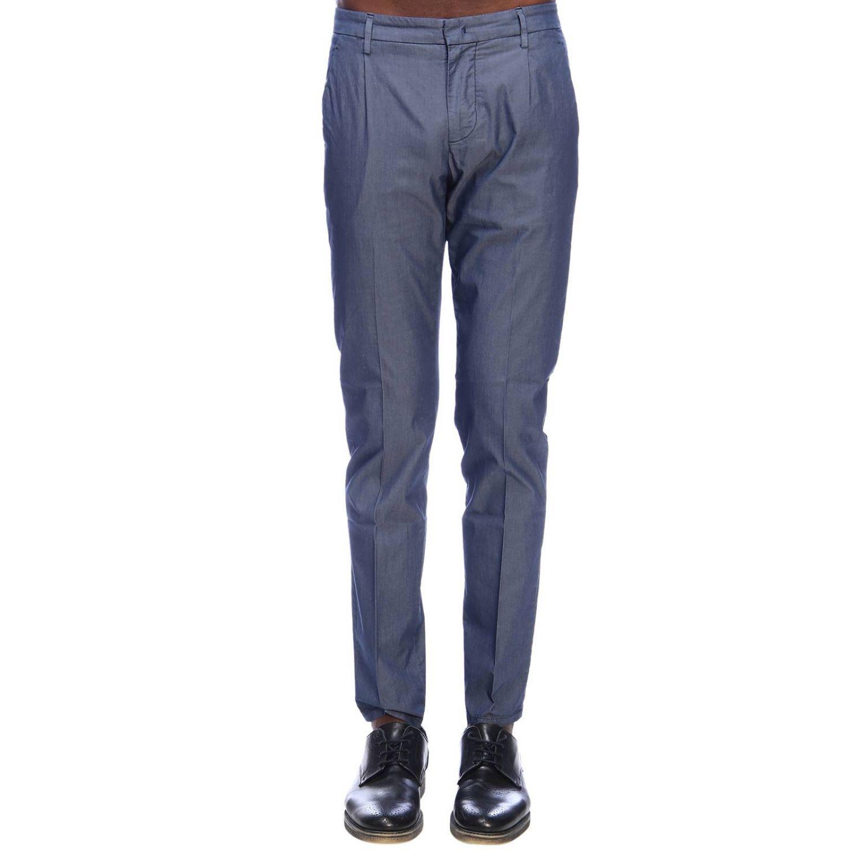 Trousers men Dondup avion 1