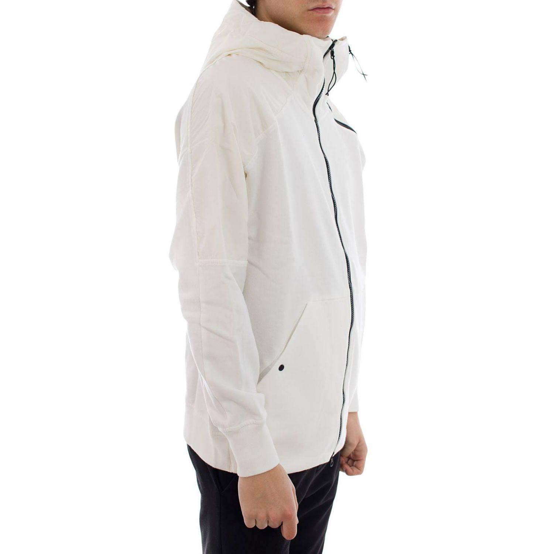 Sweatshirt men C.p. Company white 2
