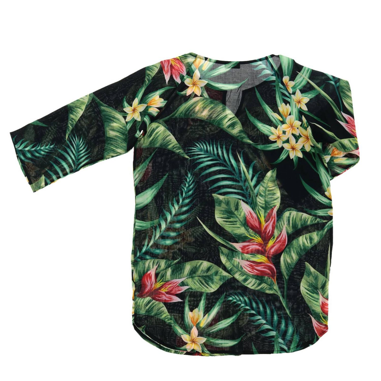 Shirt kids Mc2 Saint Barth multicolor 2