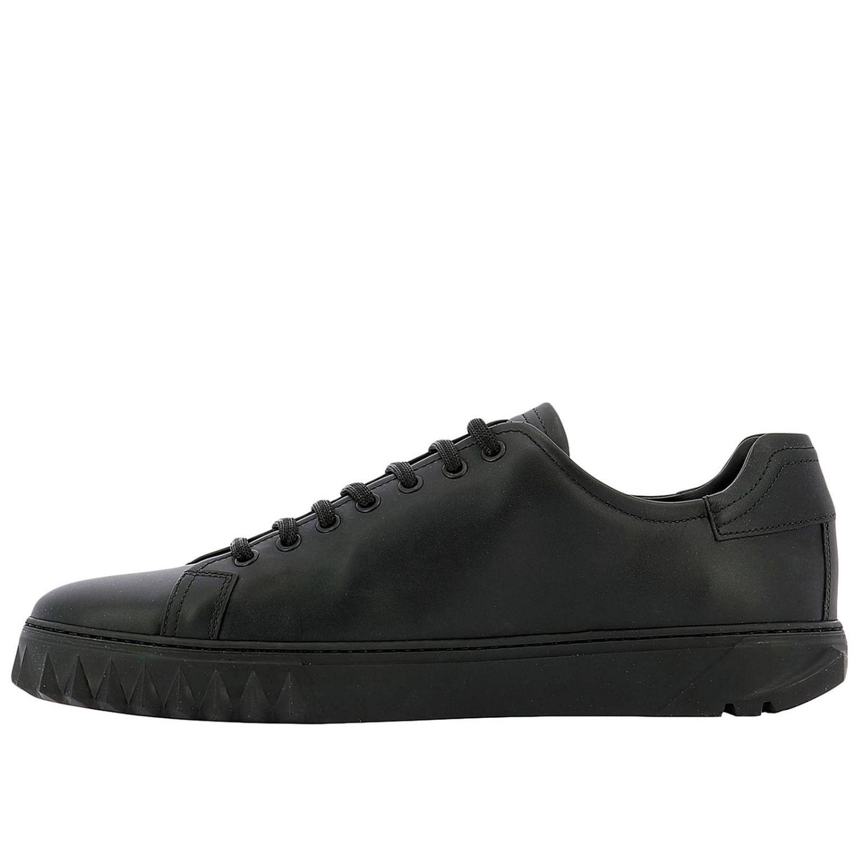 Chaussures homme Salvatore Ferragamo noir 4