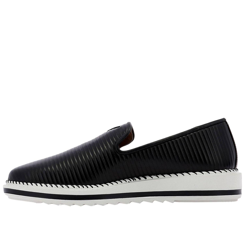 Shoes men Giuseppe Zanotti Design black 4