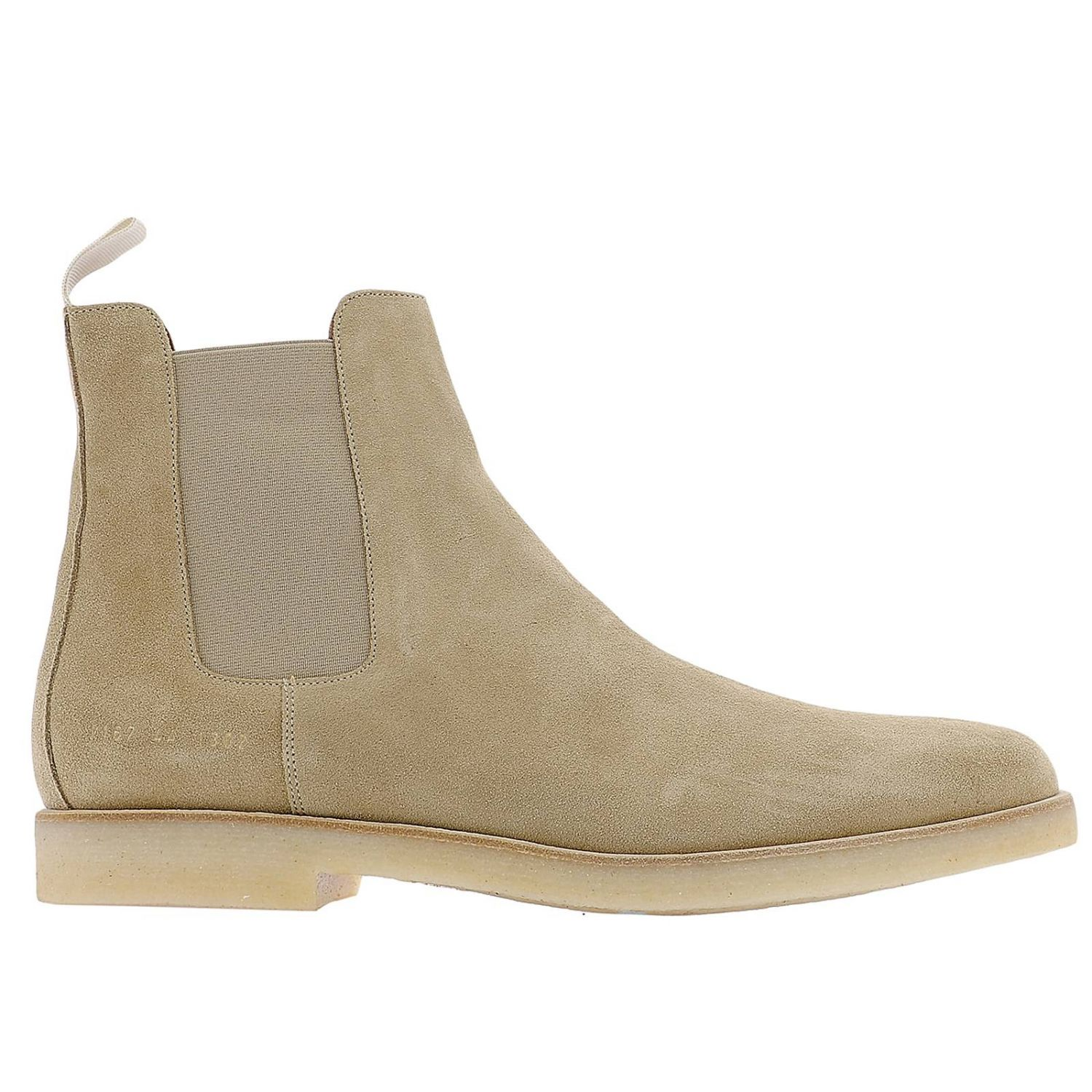 Zapatos hombre Common Projects beige 1