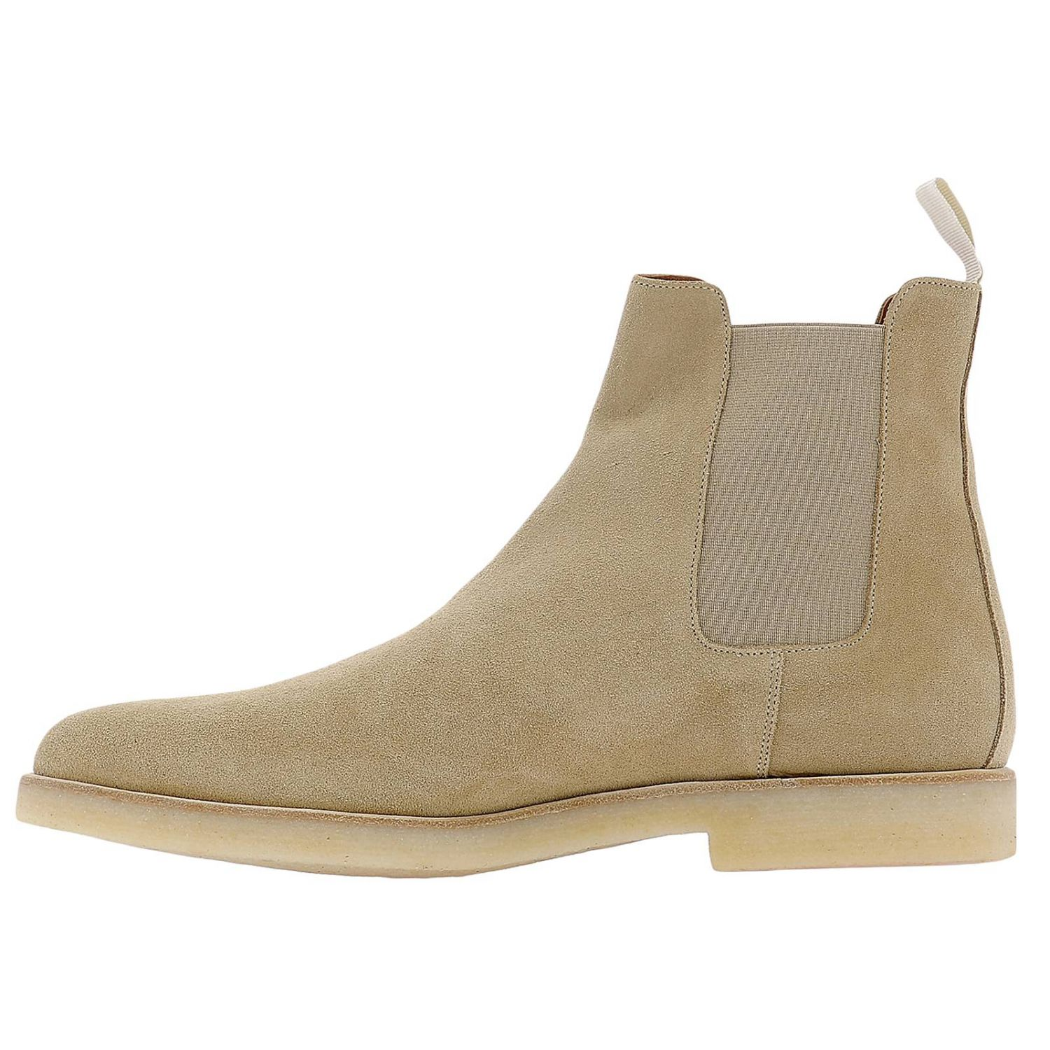 Zapatos hombre Common Projects beige 4
