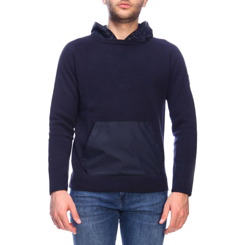 Sweater men Napapijri blue 1