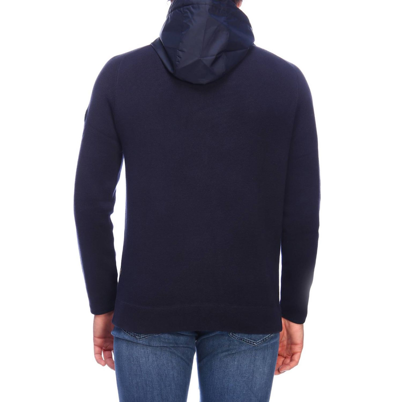 Sweater men Napapijri blue 3