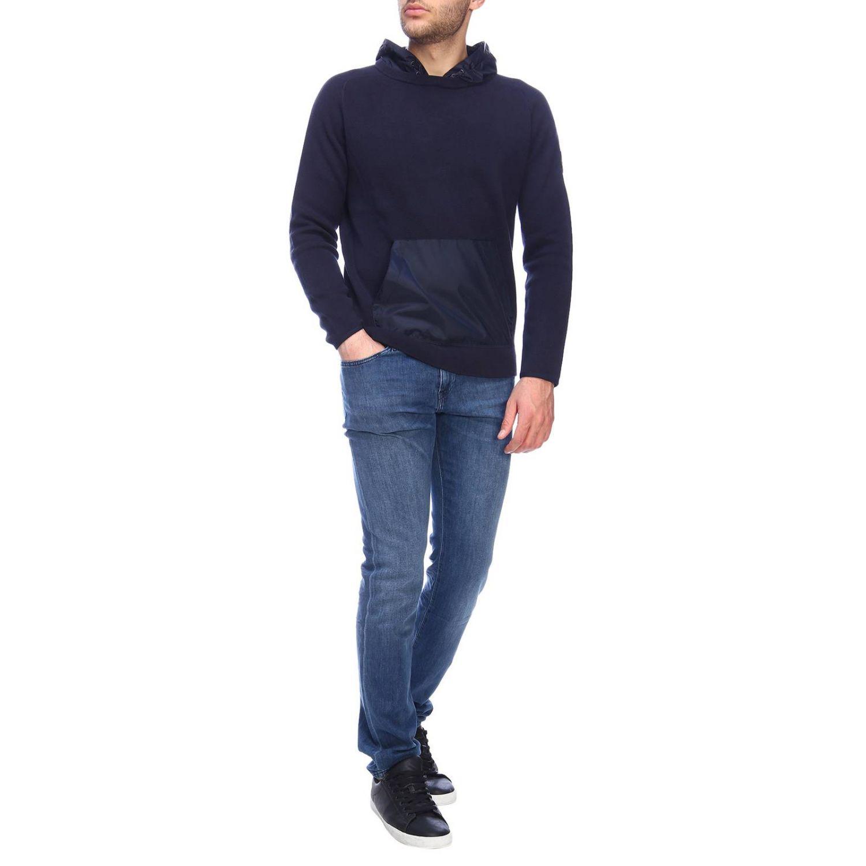 Sweater men Napapijri blue 5