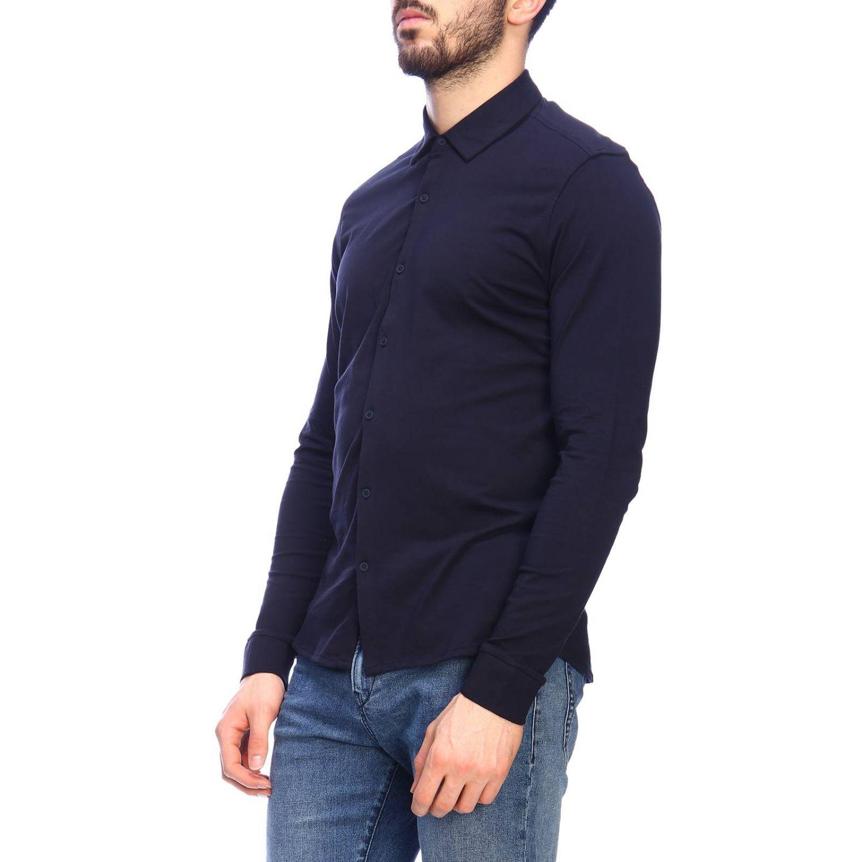 Shirt men Napapijri blue 2