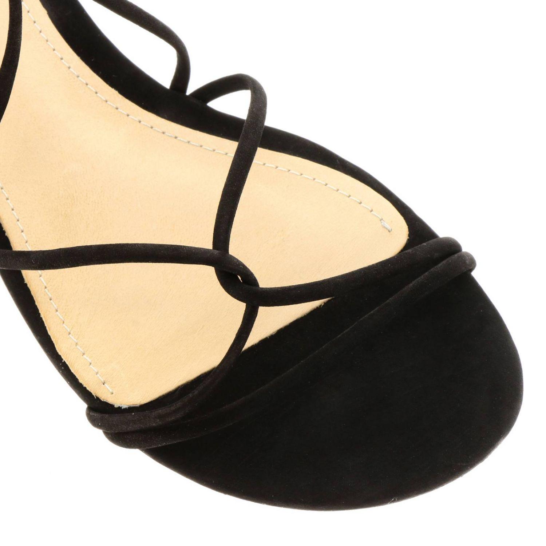 平跟凉鞋 Schutz: 鞋 女士 Schutz 黑色 3