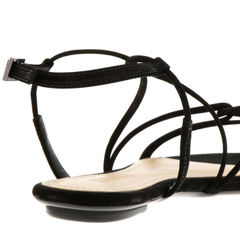 平跟凉鞋 Schutz: 鞋 女士 Schutz 黑色 4