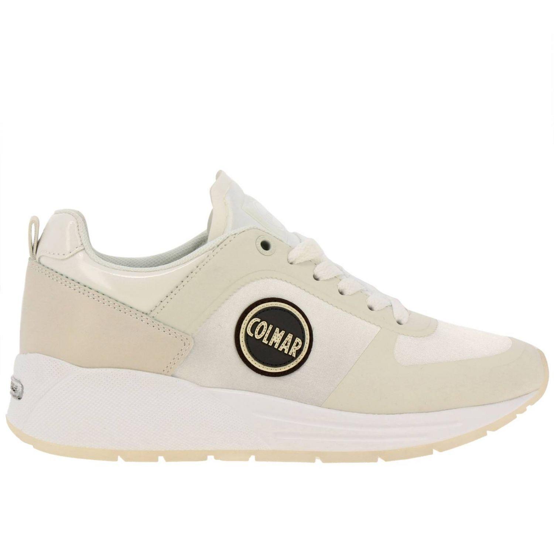 Sneakers women Colmar white 1