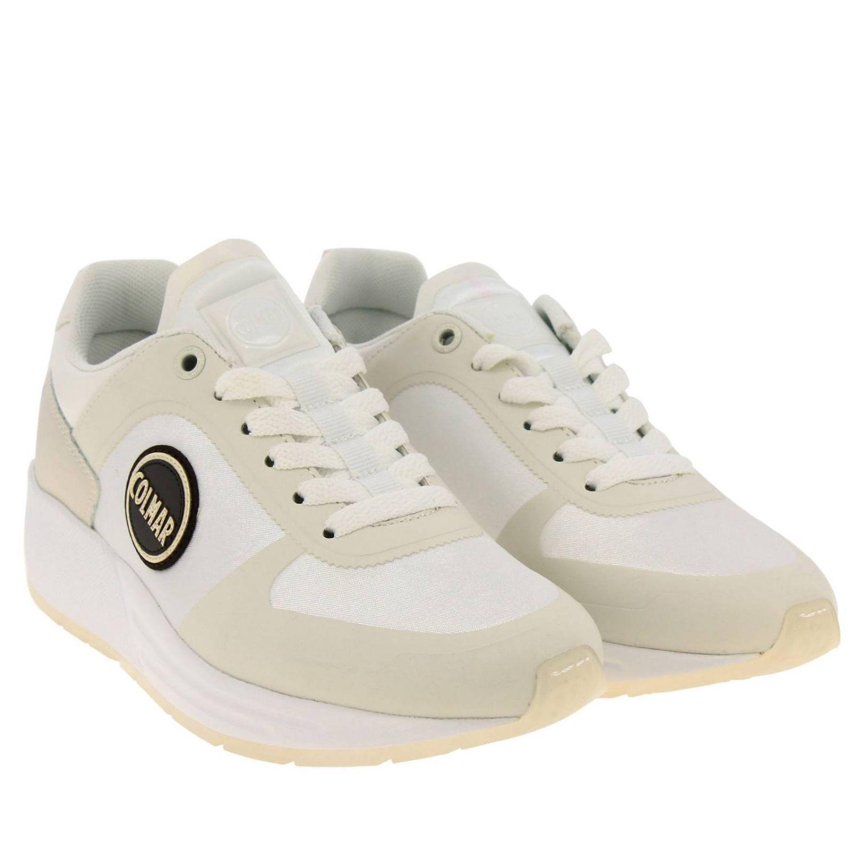 Sneakers women Colmar white 2