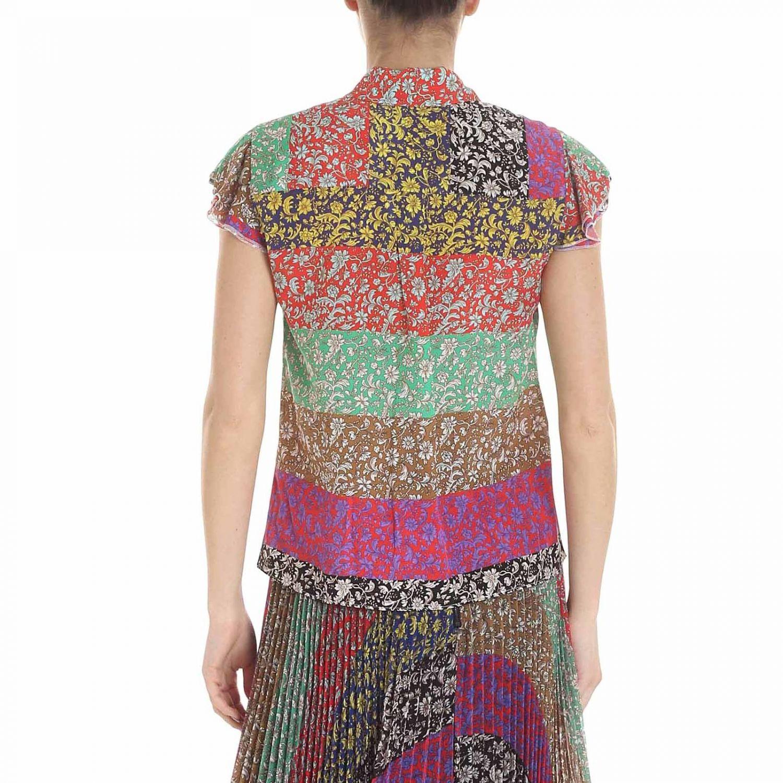 Shirt women Alice+olivia multicolor 3